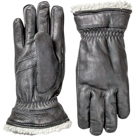Hestra Deerskin Primaloft Gloves Women Black